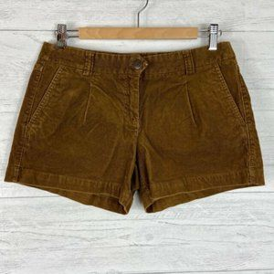 J.Crew Stretch City Fit Corduroy Shorts
